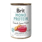 Влажный корм для собак Brit Mono Protein Turkey 400 г (индейка)