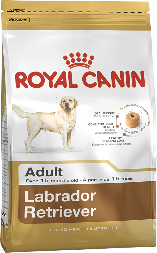 Сухой корм для собак породы Лабрадор Royal Canin Labrador Retriever 30 (Роял Канин Лабрадор)