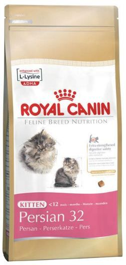 Сухой корм для персидских котят Royal Canin KITTEN PERSIAN 32